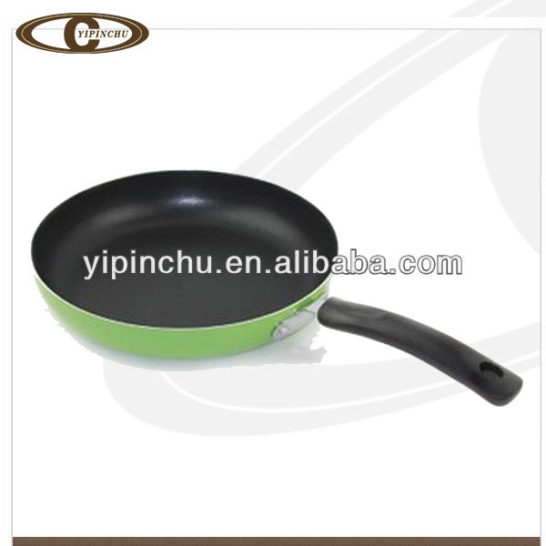 New designing use rivet handle fry pan