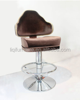 quality European style luxury hotel casino swivel chair LQ-BS036