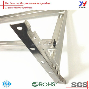 OEM ODM ISO ROHS SGS certified chinese lcd tv stainless steel wall mount manufacture