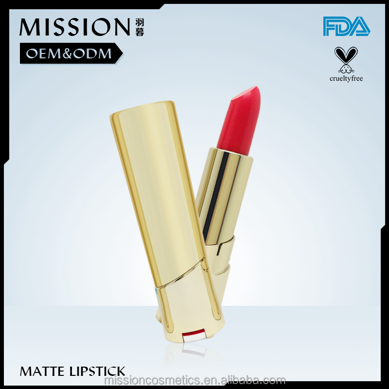 Cosmetic in korea cream lipstick with no brand wholesale makeup supplies