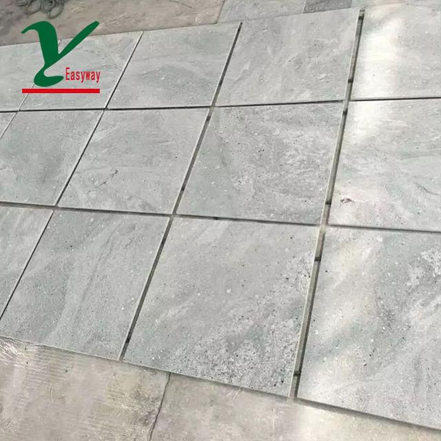 Granite Slab Tile Flooring Border Design
