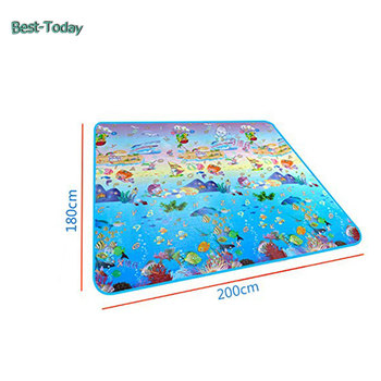 As seen on tv baby playgrounds dirt resistant kids puzzle mat in Best-Today