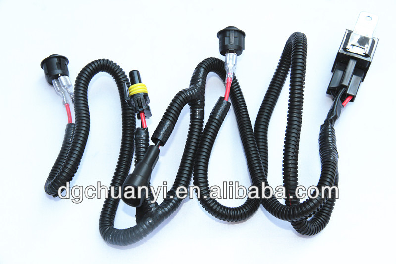 Universal Fog Light Wiring Kit WIRING INFO