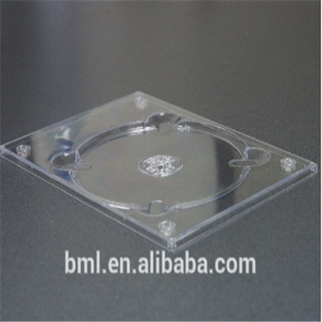 Hot Koop 5mm Plastic Clear DVD case
