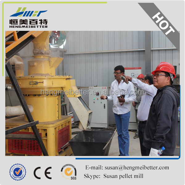 Superior materials best quality wood sawdust machine for sale with Low comsumption