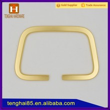 Aluminum alloy trapezoidal bag handle