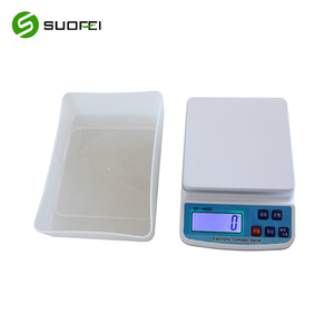 SF-400B High Quality Waterproof Kitchen Scale Electrical Kitchen Scale