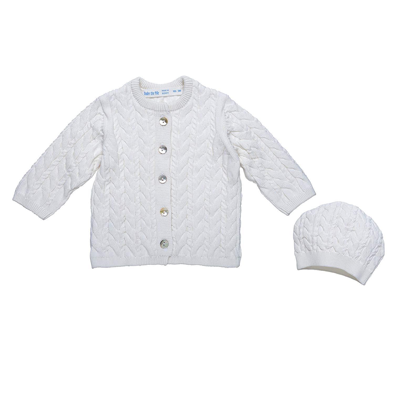 Magnificent Baby-Boys Newborn Reversible Cardigan