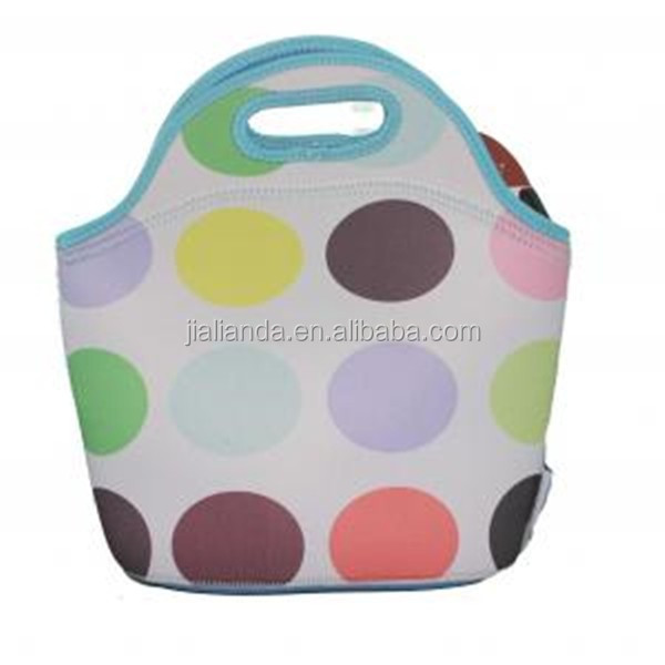 Tote lunch EVA bag with kooling for kids JLD-15020