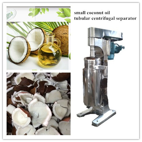 GF105 high speed virgin coconut oil centrifuge separator exports for hot sale
