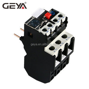 GEYA LR2-D13 Thermal Relay Long Distance Control Accessories Motor Thermal  Overload Protection Relay