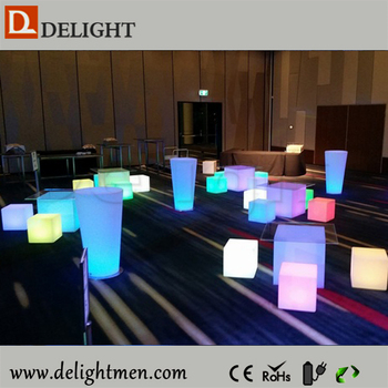 led cube seat lighting/ colorful light up cube chair/ led foam cube seat & Led Cube Seat Lighting/ Colorful Light Up Cube Chair/ Led Foam Cube ...