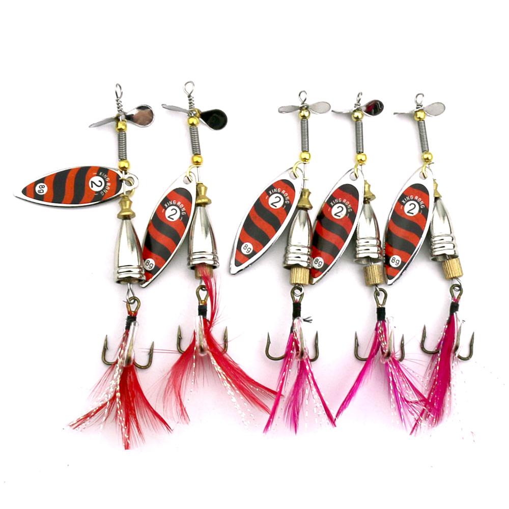Финские приманки для рыбалки