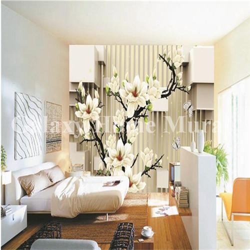 Lilium brownii mural impression papier peint 3d murale