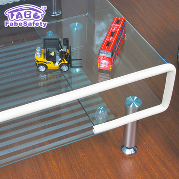 U Type Protect Baby Far From Dangerous Plastic Glass Table Corner Protector