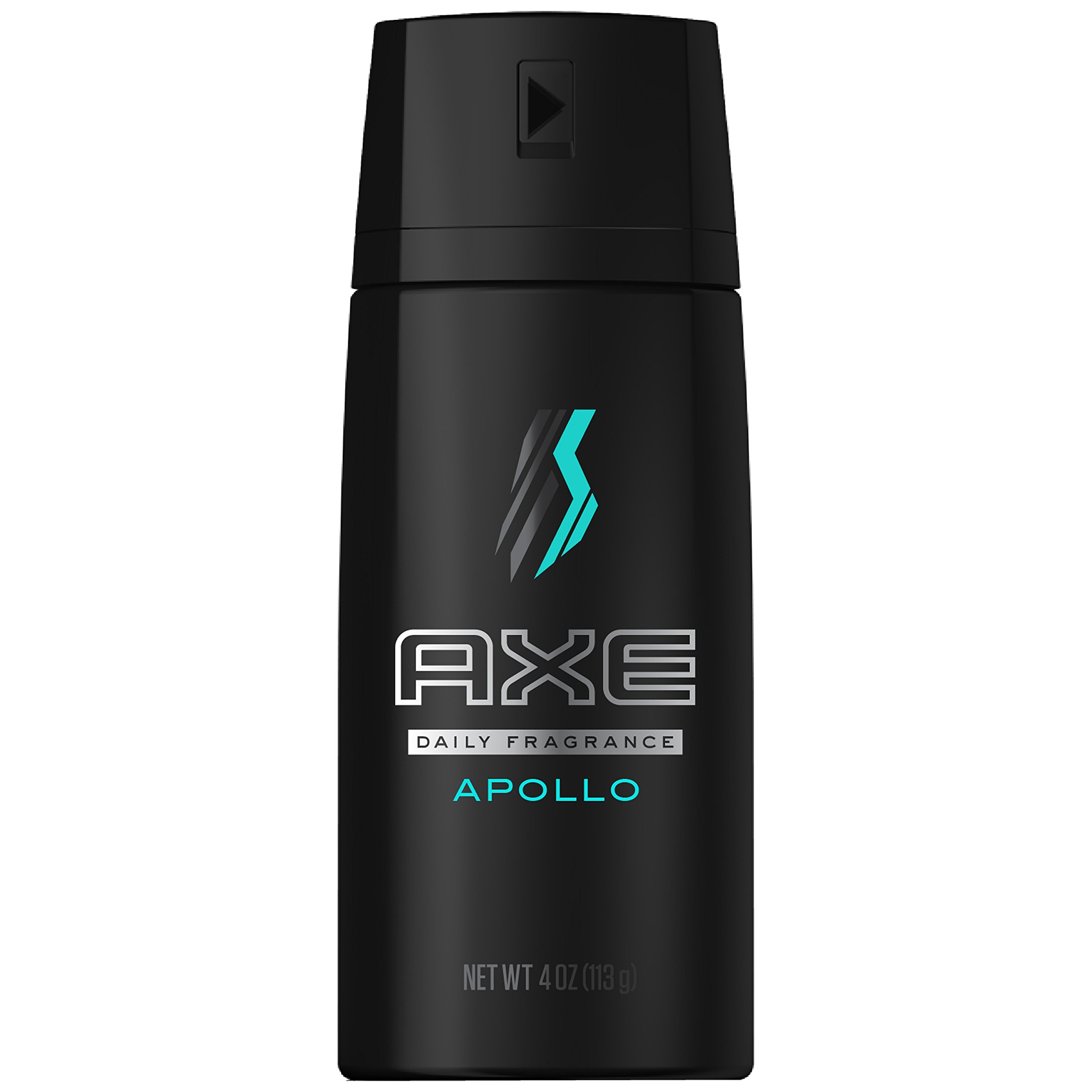AXE Body Spray for Men, Apollo, 4 oz