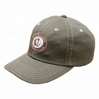 China Supplier Custom Simple Plain Baseball Cap With Embroidery Patch Logo d6aea47ef6a8