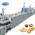 Skywin Commercial Gas Bakery Oven Small Biscuit Making Machine Baking Equipment Price