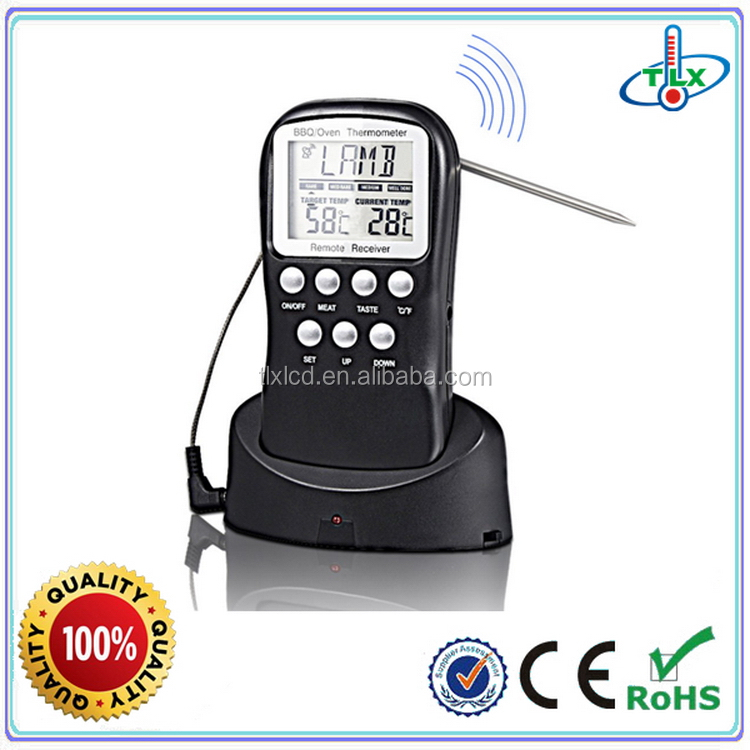 New style unique ce digital food hot pen thermometer