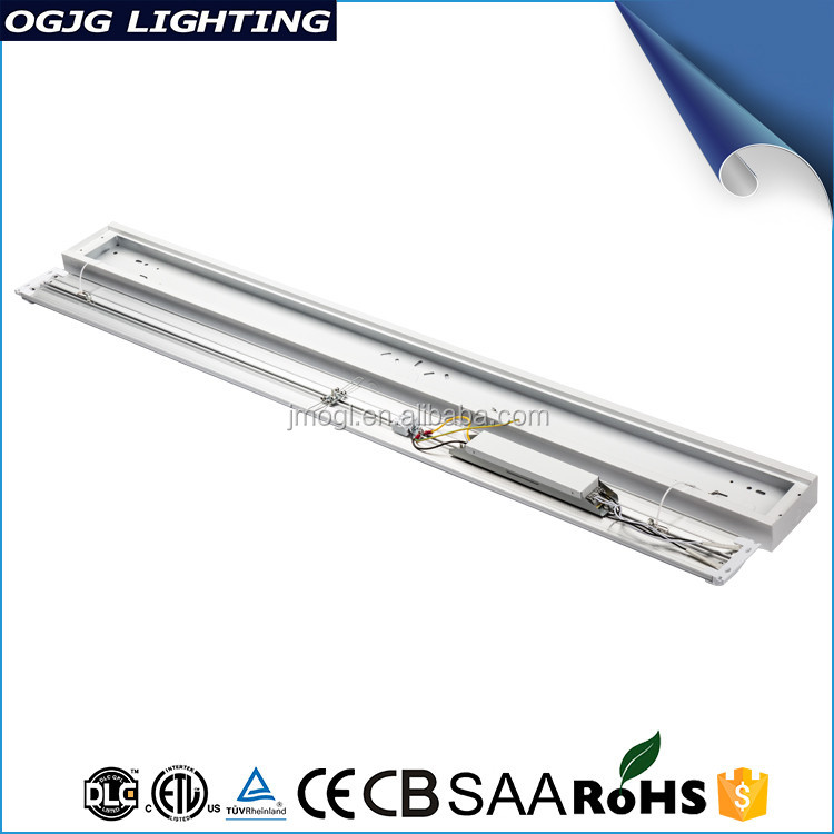Dimming Motion Sensor Wrap Around Commercial Lamp Ceiling Emergency Lighting Led Linear Pendant Light