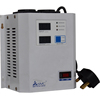 1.5KVA CPU LED Wide Input Full Protection Delay Function Wall Mount AVR Stabilizer