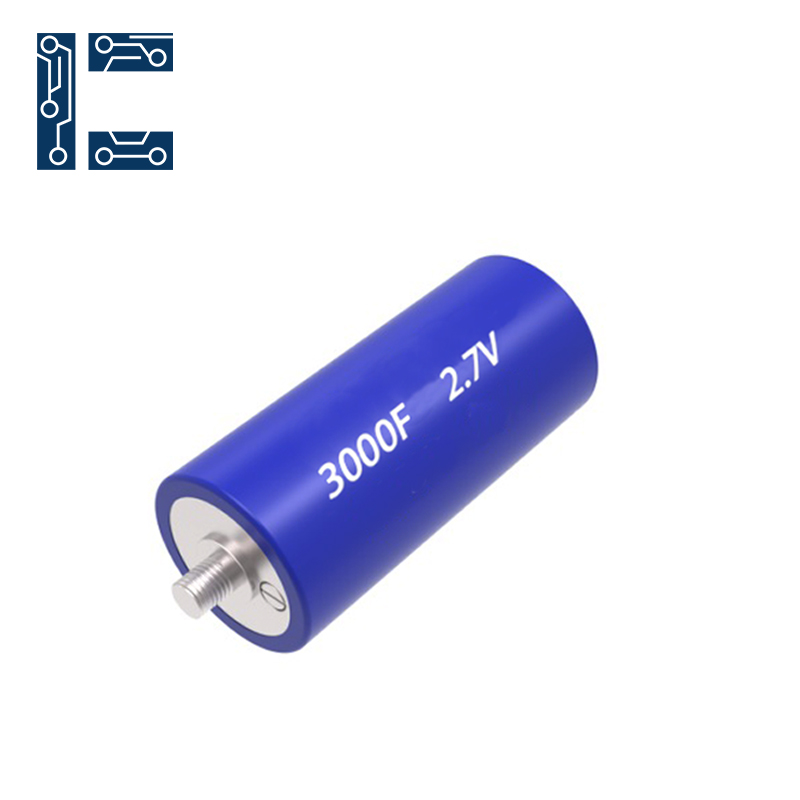 China manufacturer ultracapacitor Super capacitor 2.7v 3000f in stock