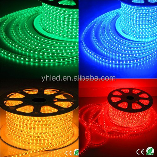 led strip lights price in india BET waterproof 110v led rope light