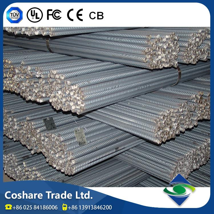 COSHARE- Experienced Nice high quality carbon steel rebar