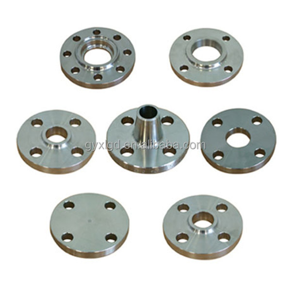 forged steel BS 3293 welding neck pipe flanges