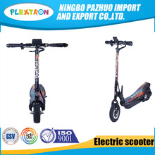 Best selling 2 wheels 250W folding electric scooters with Lead-acid Battery
