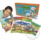 Growing Up Series Talking English Children Education Sound Book