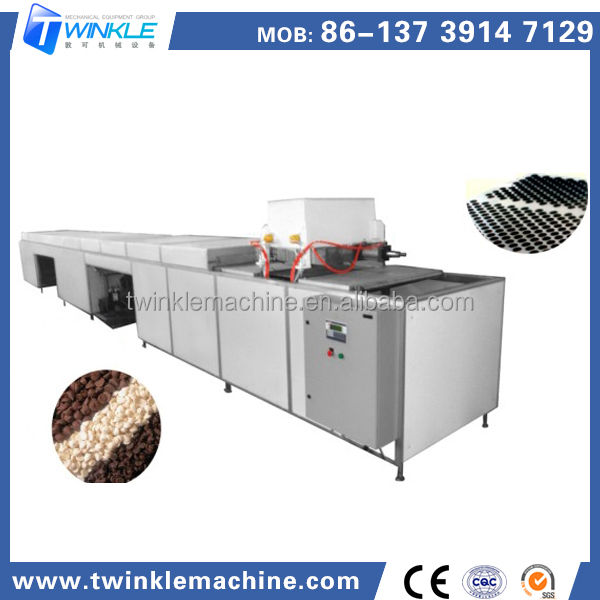 TK75 CHOCOLATE DROP CASTING PRODUCTION LINE