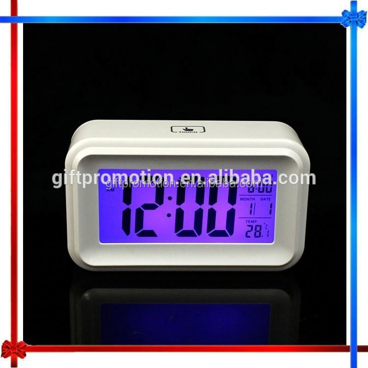 LN46 radio controlled digital clock