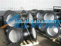 exporting ductile iron pipe fittings