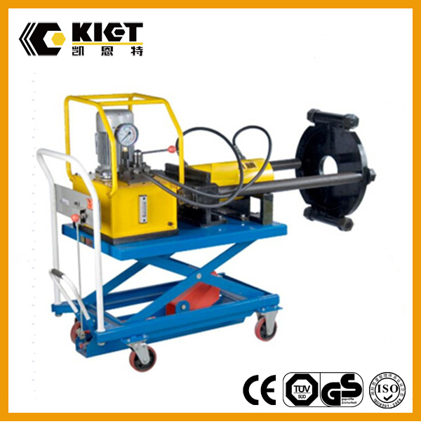 Mobile Hydraulic Puller : Special hydraulic cart puller ton
