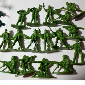 Custom Toy Plastic Soldiers