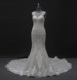 6748 mermaid french lace sweetheart neckline wedding dress bridal gown London