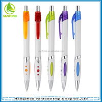 Cheap Plastic School Student Pens Writing Instruments