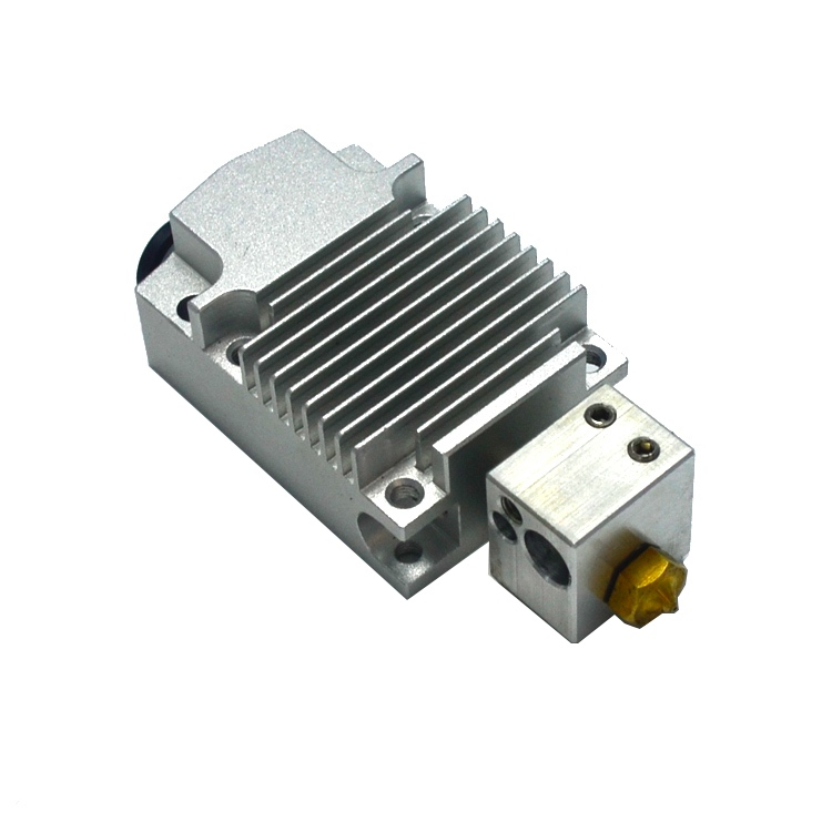 Teile des 3D-Druckers Hotend 2 In 1 Out für E3D NV6 Extruder