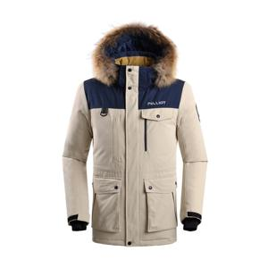 Oversized Down Coats Canada Men Duck Down Parka Jacket With Detachable Fur Hood