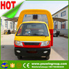 china catering tipper fast food truck trailer, Mobile Kitchen food truck van for sale