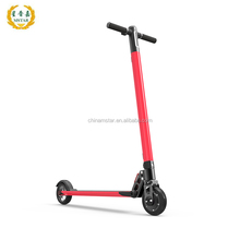 Foldable carbon fiber electric mobility scooter 480w