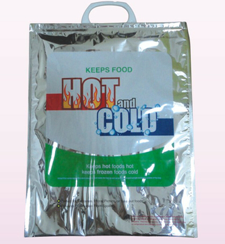 Top Delivery Food Hot Cold Small Thermal Cooler Bags For