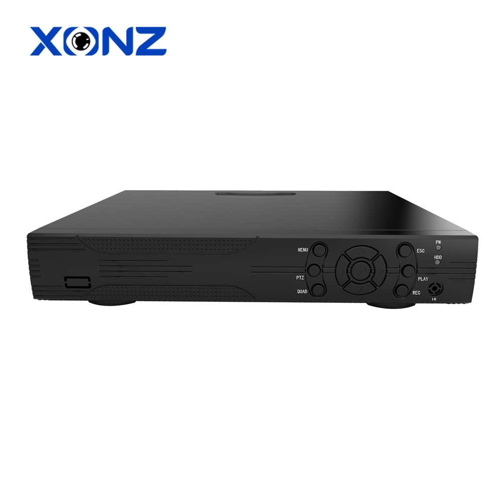 16CH AHD CVI TVI 1080N Wired Home Security CCTV Video Recorder 1080P 960H D1 ROHS H.264 16 Channel CCTV DVR