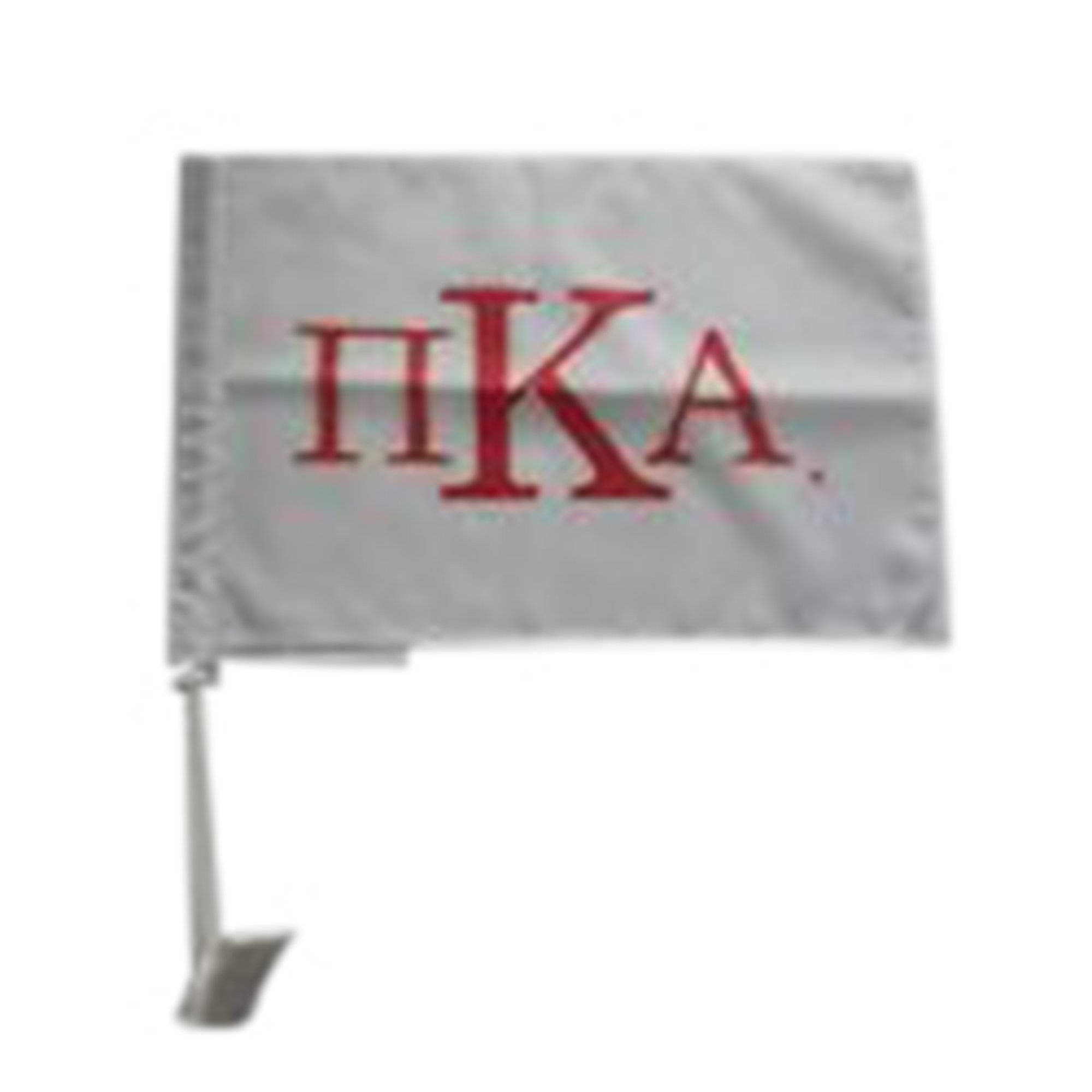 Pi Kappa Alpha Letter Design Car Flag