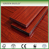 UV oil Flat Red color Okan Solid Wood Floofing