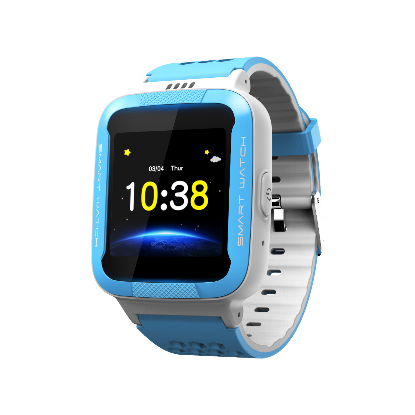 TD09 Kids Smart Watch Two-way communication Voice Chat Location LBS History Track Smart Watch Kids фото