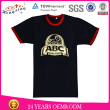 Cheapest Promotion Most Popular High Quality 100% Cotton Custom Print t-shirt