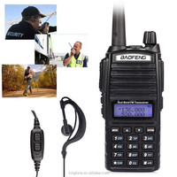 Chinese 5W 8W Dual-band Portable Handheld UHF VHF Two Way Radio For Baofeng UV-82 Sale