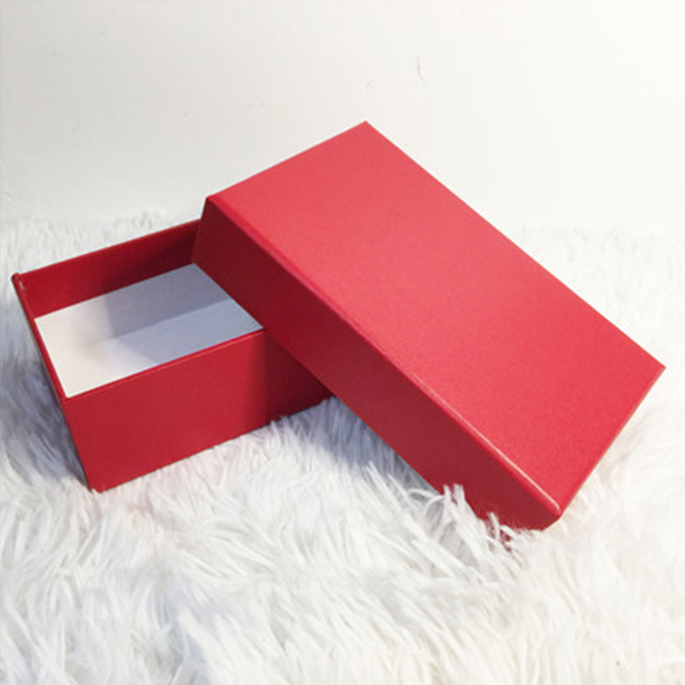 Factory price wholesale custom logo print display paper gift shoe box